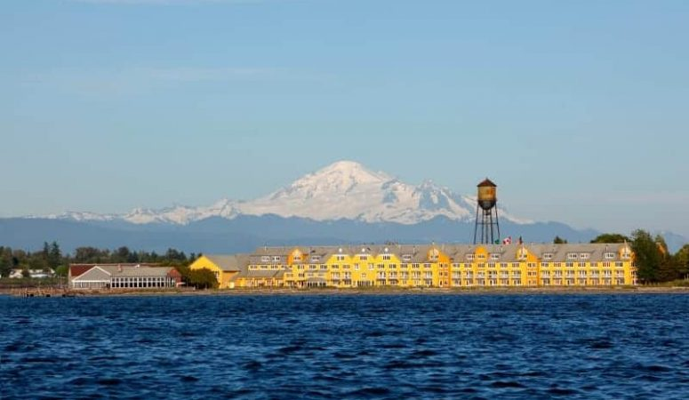 Couples Romantic Getaway from Seattle to Semiahmoo Resort