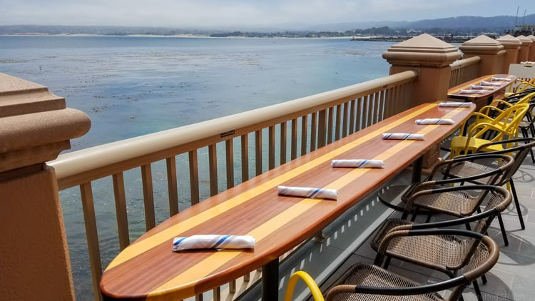 The Best In Monterey Cannery Row Restaurants Hotels