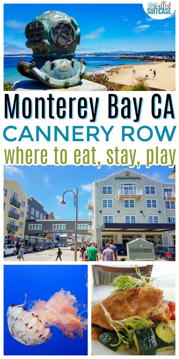 Best Guide To Cannery Row Restaurants Hotels And Things Do In Monterey