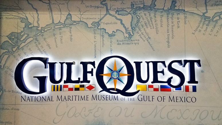 what to do in mobile, alabama gulf shores vacation - family friendly gulf quest marine center