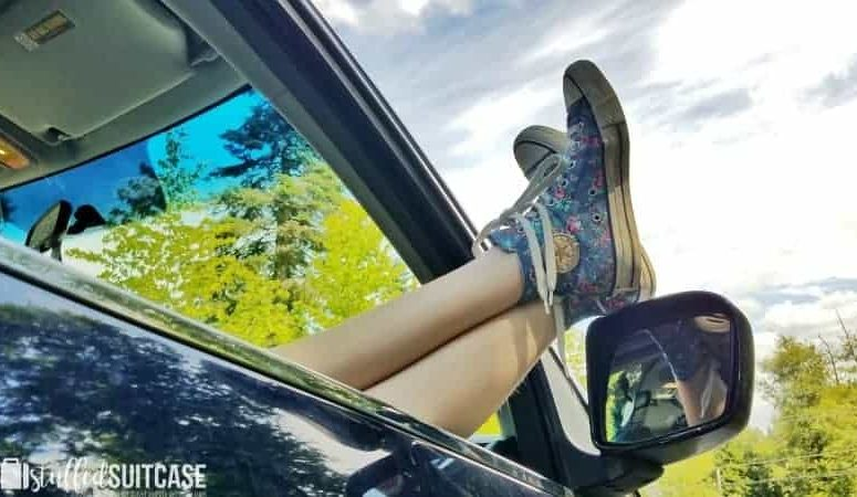 tips to help you plan a road trip with teens