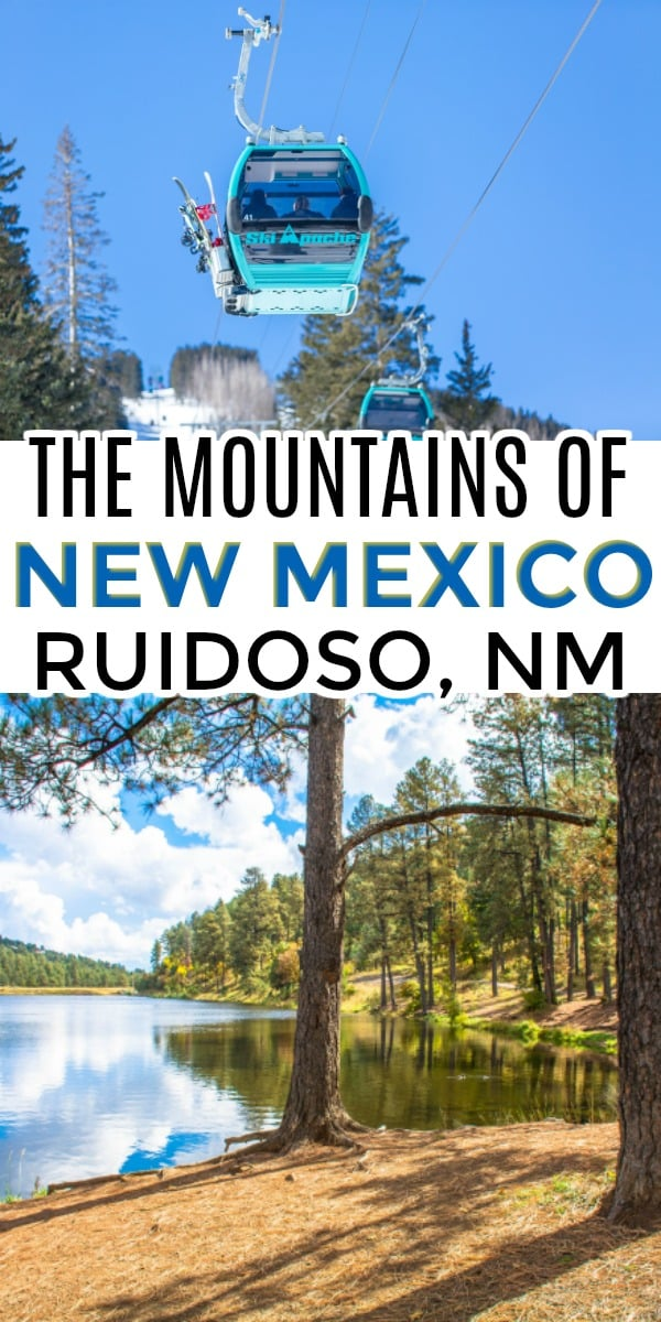 Planning travel to New Mexico? Do you know about the mountain resort town of Ruidoso? Features the great New Mexico culture along with outdoor resort activities. Great adventure destination in the southwest USA