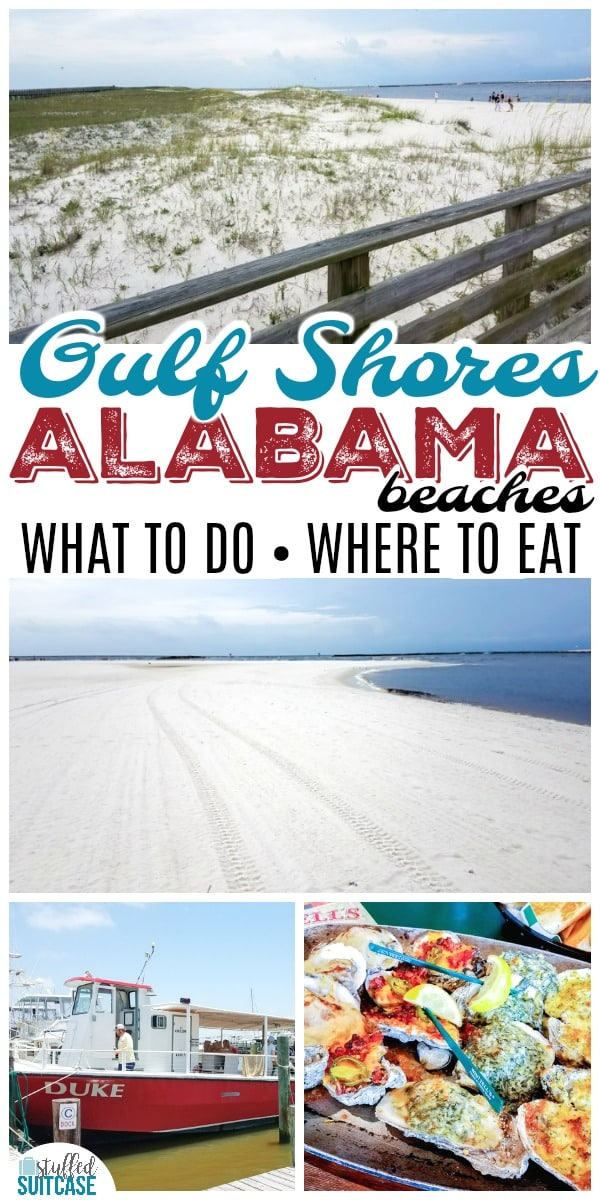 Best things to do in Gulf Shores Alabama plus where to eat when you visit Mobile and the beach | USA travel | alabama travel | destination guide
