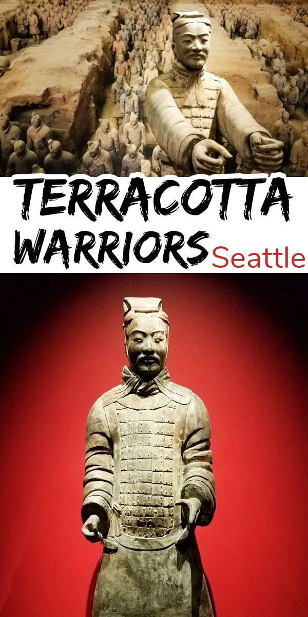 Terracotta Warriors of the First Emperor exhibit in Seattle - my best tips for planning your visit