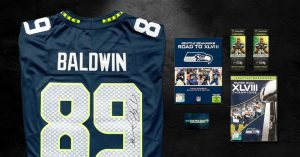 FANtastic Seahawks Prize Pack with CenturyLink Boostbox