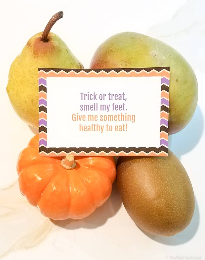 These scavenger hunt clues can be fun and could actually lead kids to multiple locations - i.e. fruit or vegetables