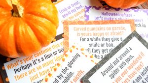 Halloween Scavenger Hunt – How to Plan a Surprise for Your Kids