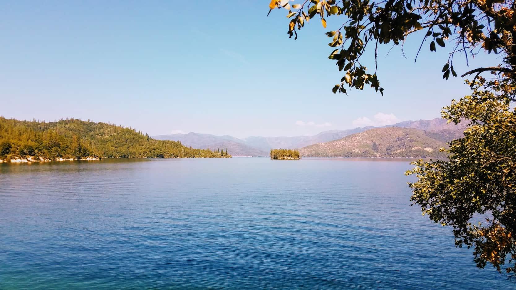 Shasta lake splash swingers