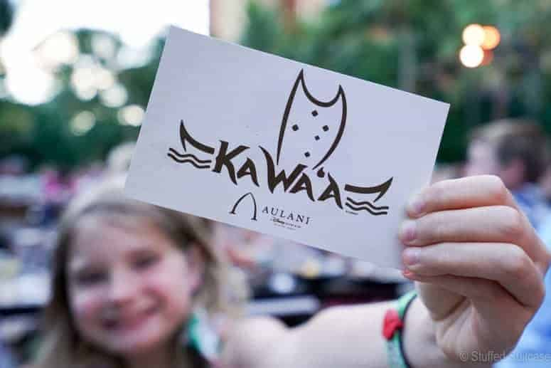 Disney KA WA'A Luau Oahu Hawaii Family Fun Things to Do on Oahu today