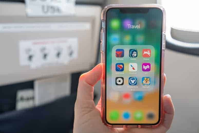 best travel apps for flying on phone