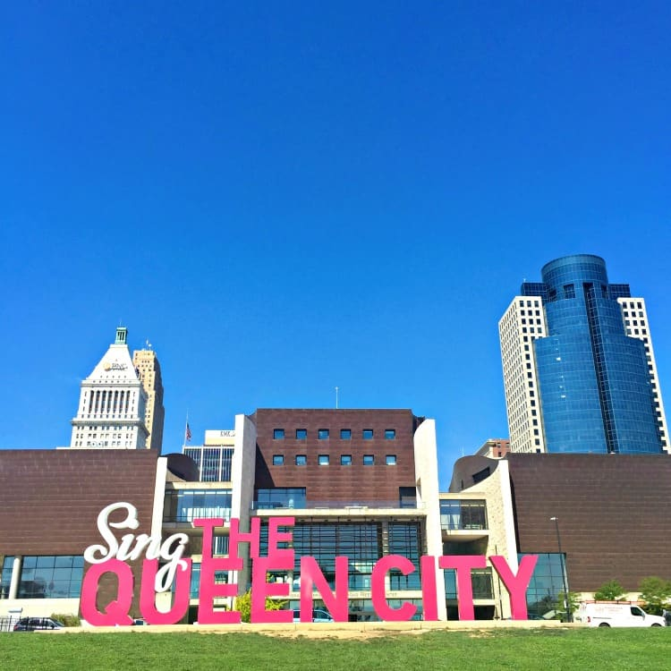 Cincinnati Ohio Is One Of The Best Places In Us For Your 2018 Vacation Photo Credit Nedra At Adventure Mom