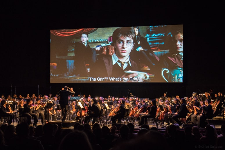 harry potter in concert in southern california