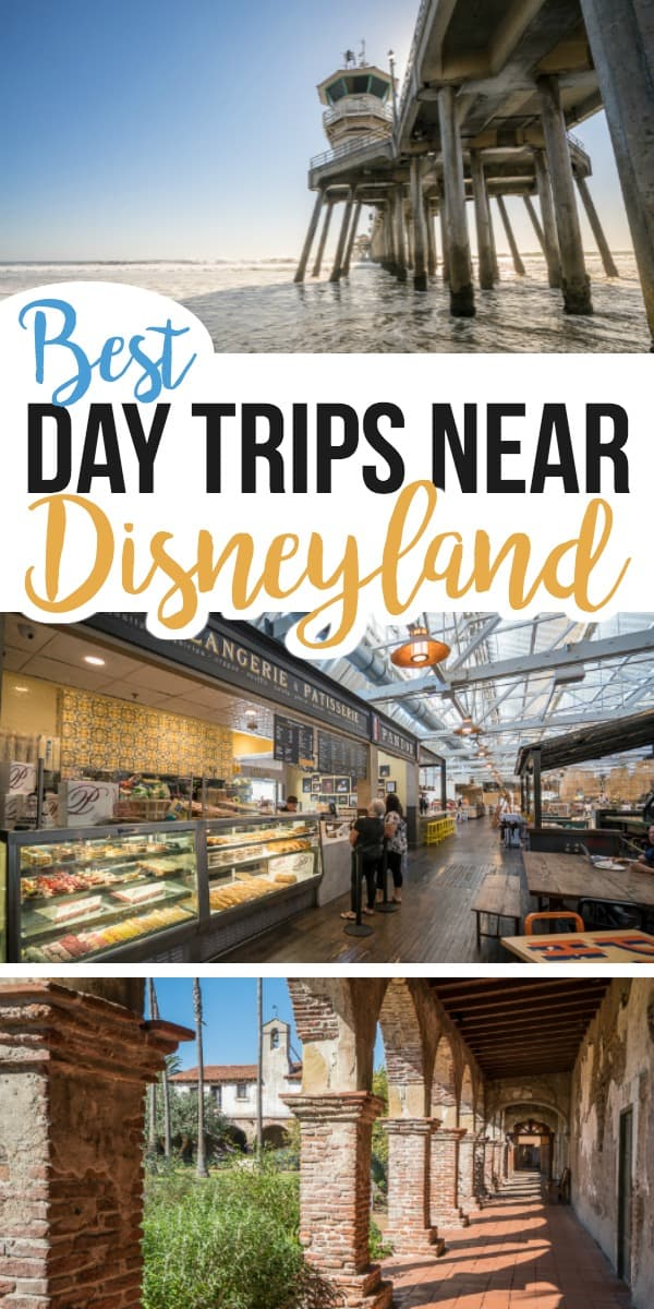 Planning your Disneyland vacation? Don't forget about these day trips in Southern California! Best beaches, whale watching, shopping, and eating around Disneyland in Orange County CA