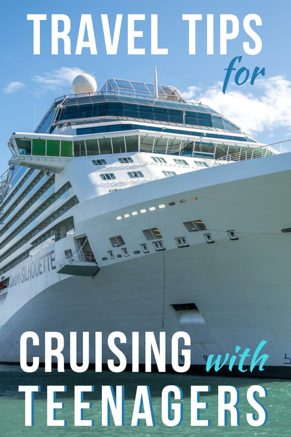 teen cruise tips