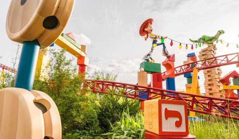 Toy Story Land Ride Secrets and Tips at Disney World Hollywood Studios