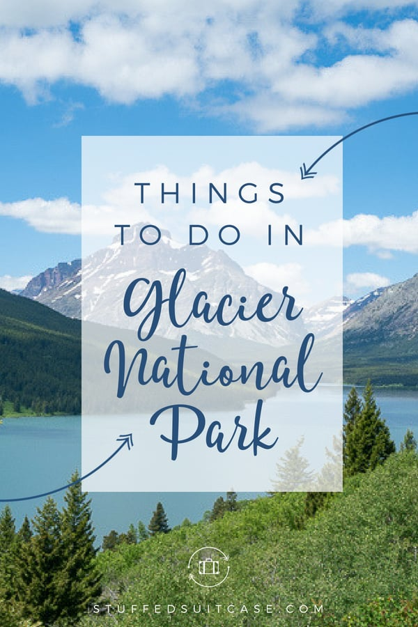 day trips and things to do in glacier national park