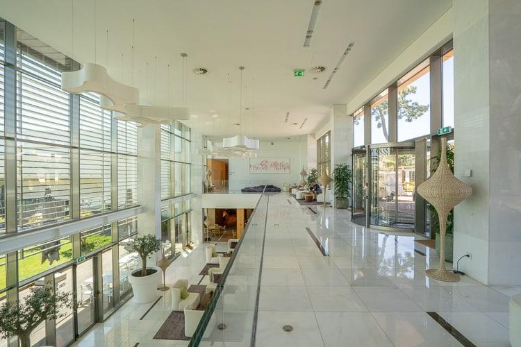 martinhal cascais lisbon hotel lobby
