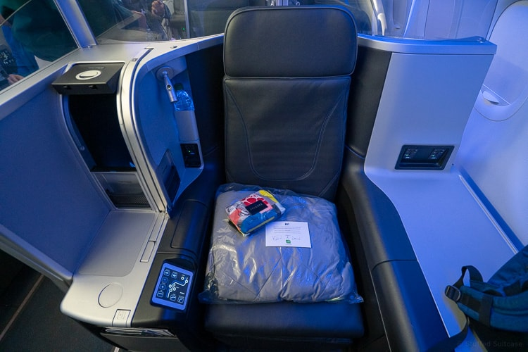 suites seat on jet blue mint