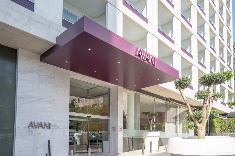 Avani hotel in lisbon
