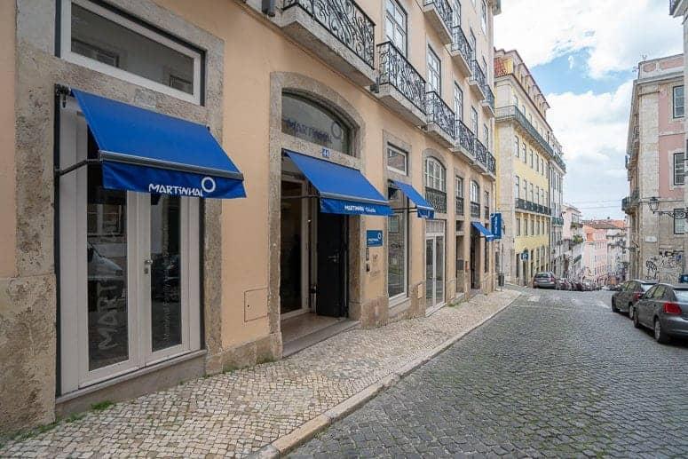martinahal chiado hotel in lisbon