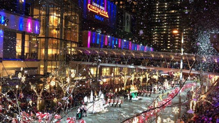 snowflake lane parade bellevue