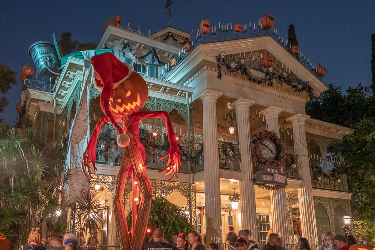 holiday haunted mansion