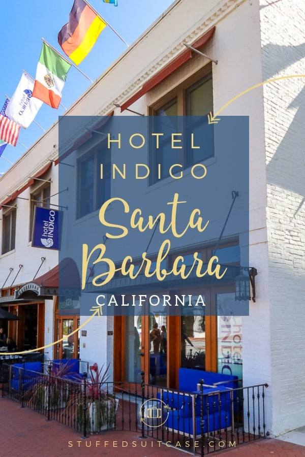 hotel indigo santa barbara review