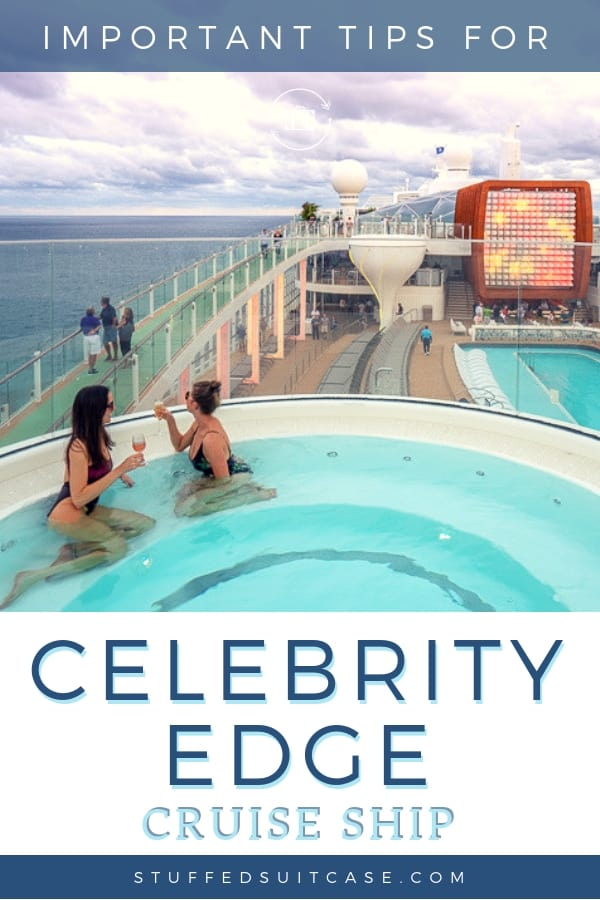 cruising tips celebrity edge
