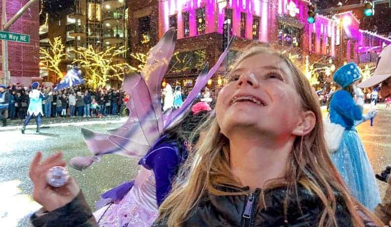 Magic of Snowflake Lane – Amazing Seattle Holiday Getaway