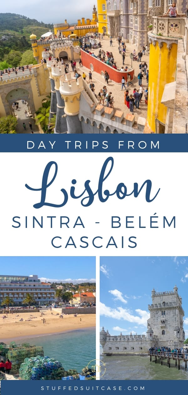 day trips from Lisbon to sintra belem cascais