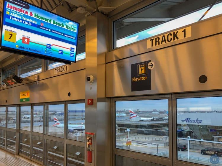 airtrain station jfk