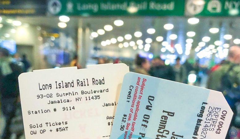 Best Cheap & Easy Way to / from JFK – Manhattan Penn Station
