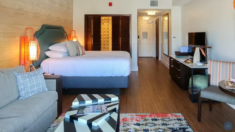 marina view junior suite at kona kai resort