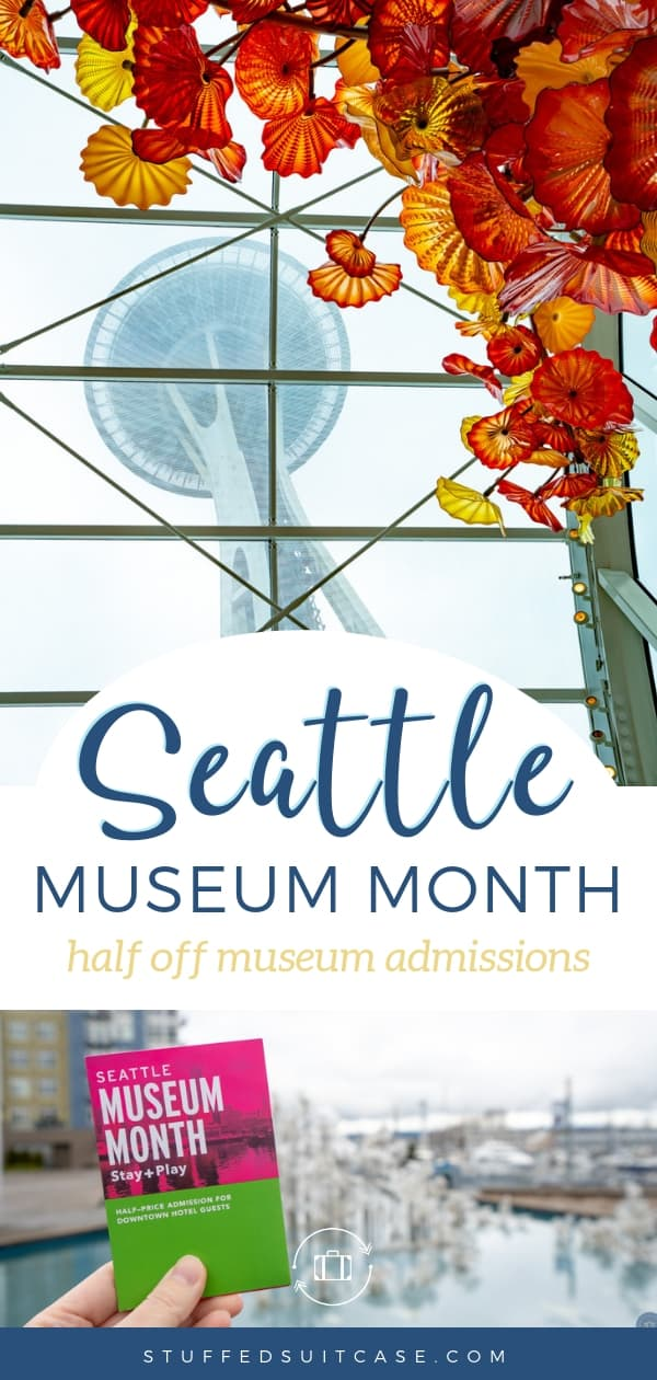 seattle museum month travel deal