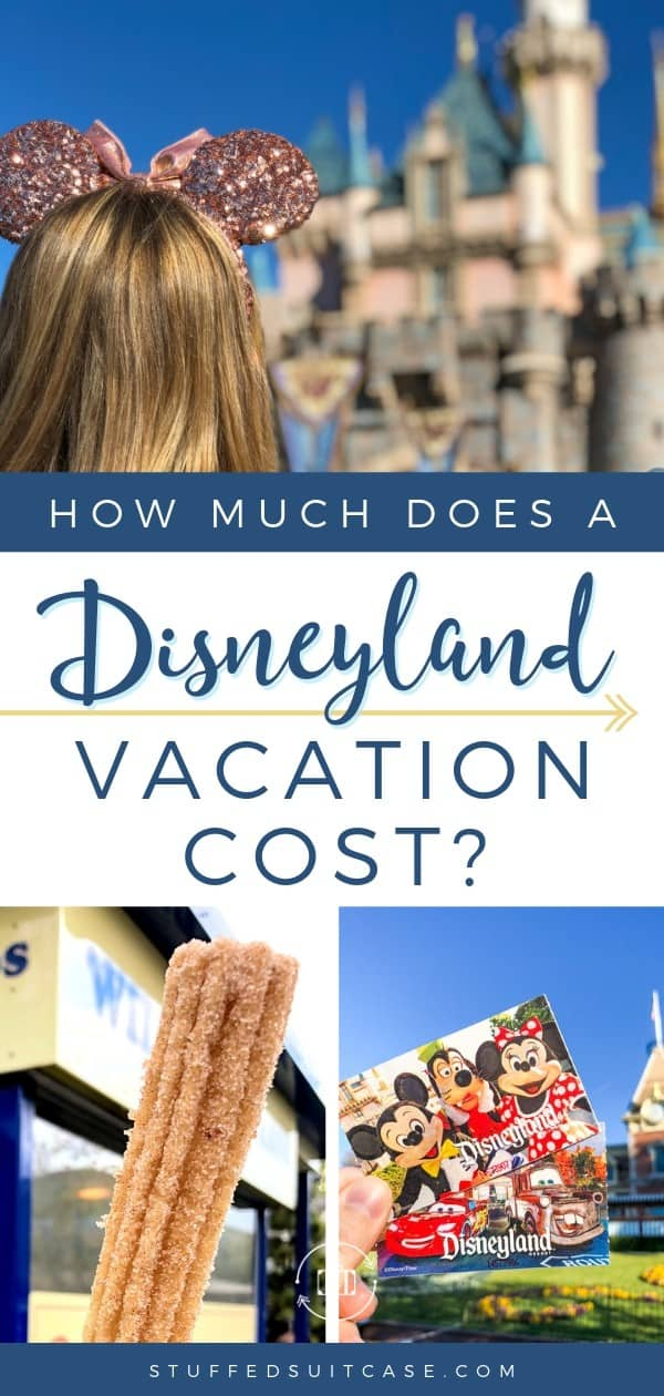 What does it cost to go to Disneyland