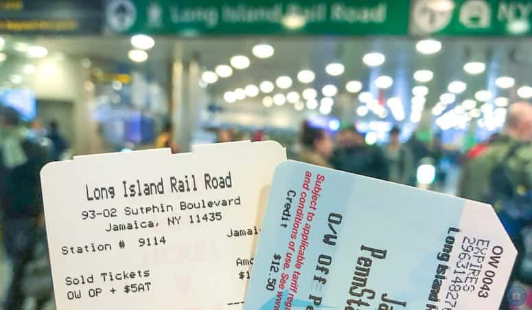 jfk to manhattan tickets