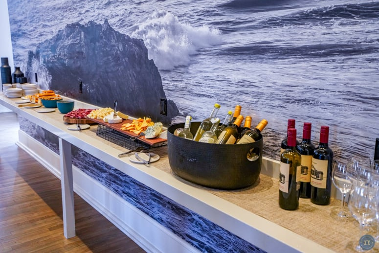 wine and cheese presidio lodge