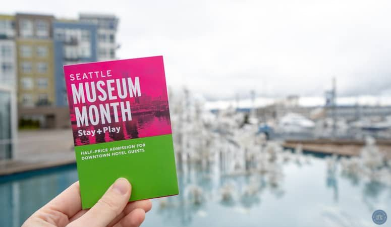 seattle museum month