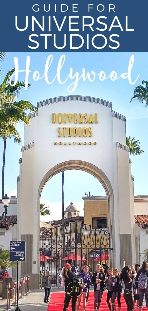 Universal Studios Hollywood guide for rides and tips to avoid lines and where to buy your tickets.