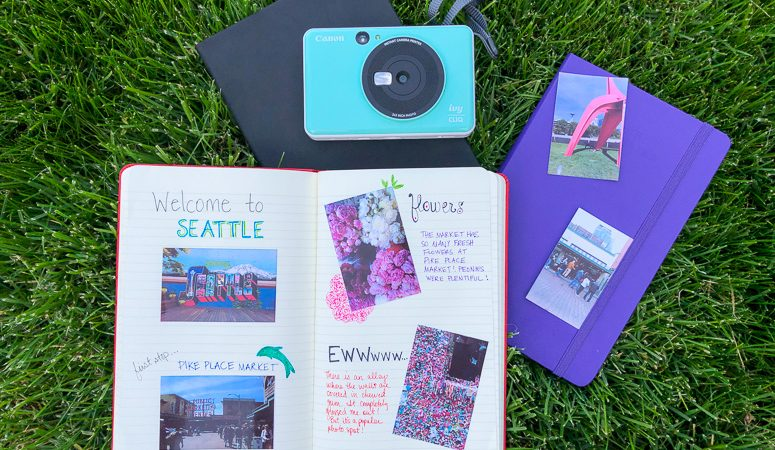 fun travel journal ideas