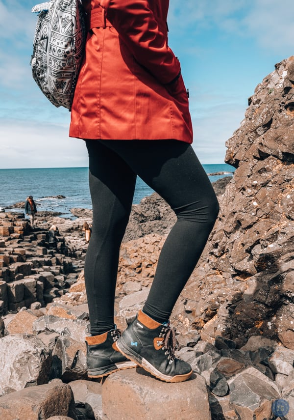 Forsake boots are the perfect shoes for Ireland
