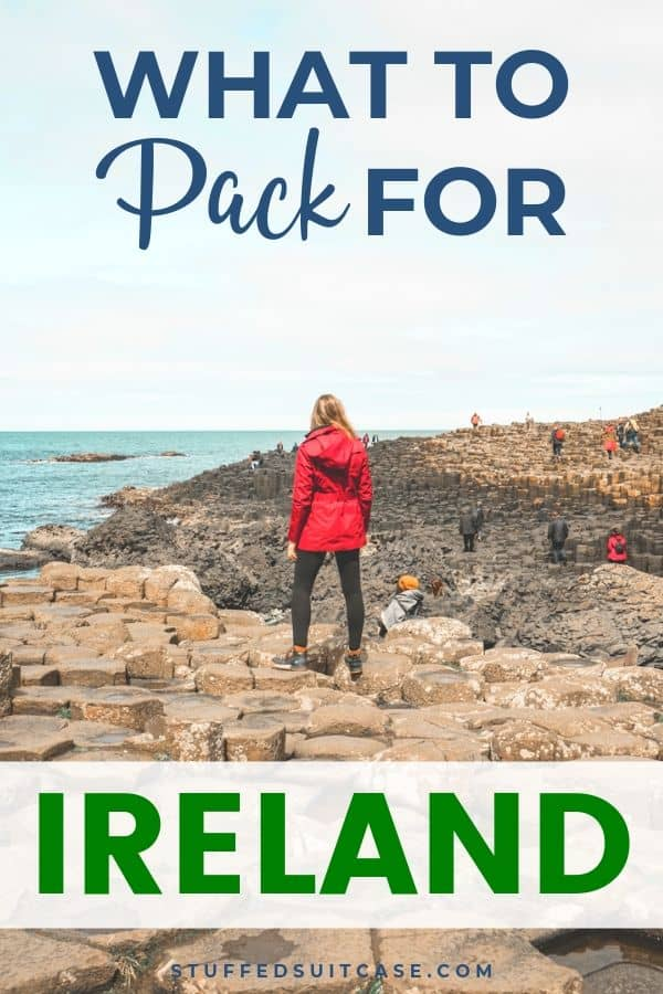 what to pack for ireland