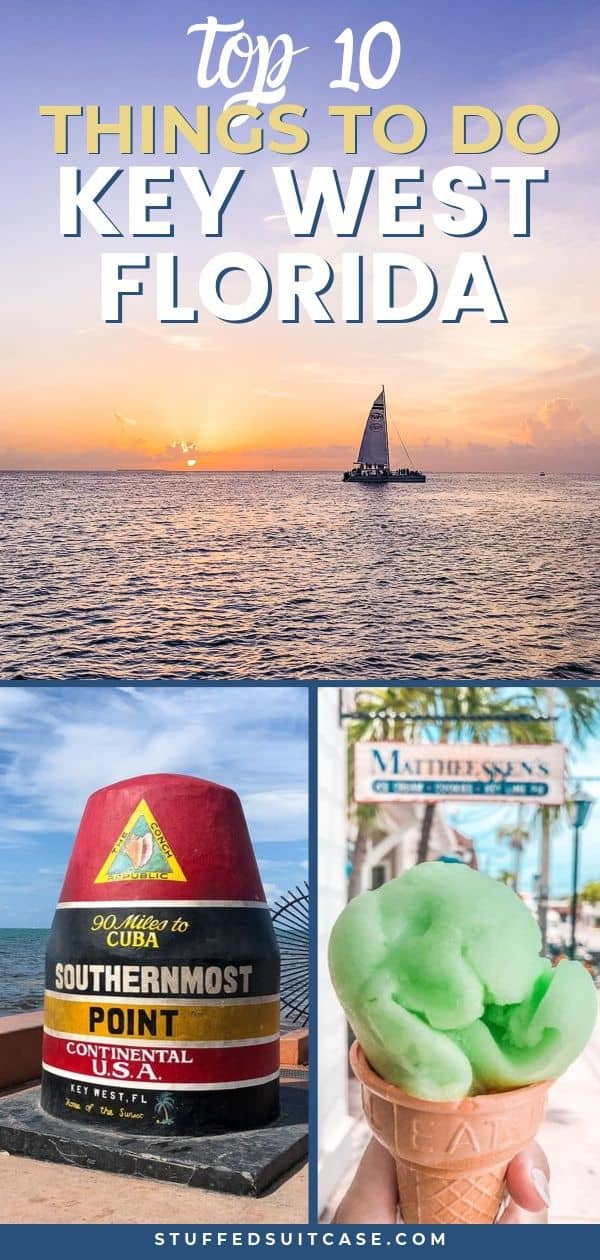 best things to do in key west fl