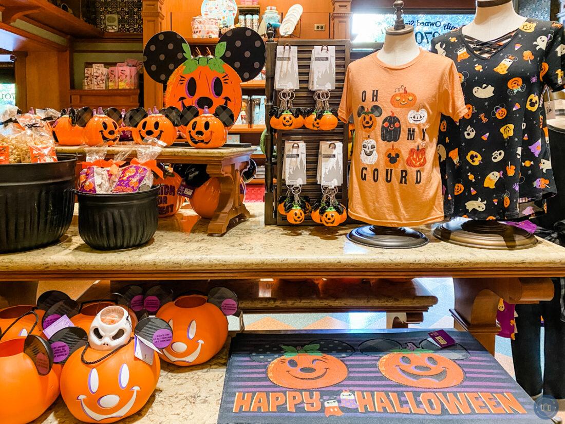 halloween merchandise at disneyland