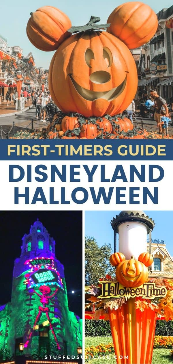 halloween at disneyland tips