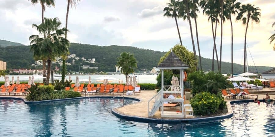 Moon Palace Resort in Ocho Rios Jamaica
