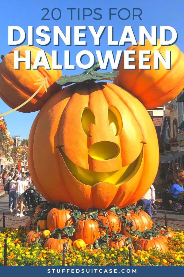 disneyland in october