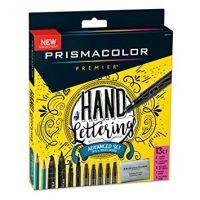 Prismacolor Advances Hand Lettering Set