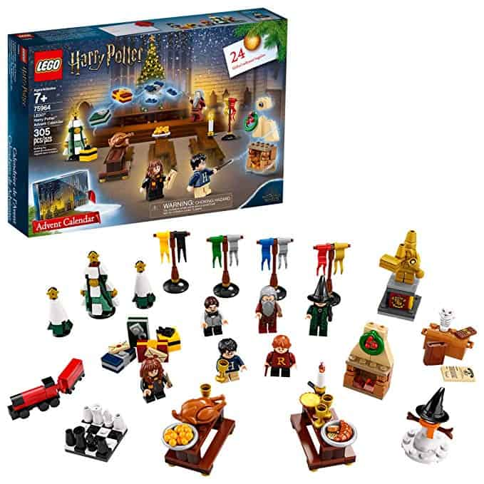 LEGO Harry Potter 2019 Advent Calendar Building Kit