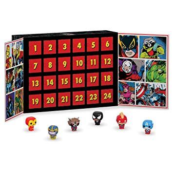 Funko Advent Calendar: Marvel 80th Anniversary